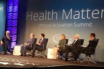 Clinton Foundation Health Matters Summit