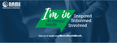 Mental Health Month Facebook Cover Image