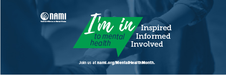 Mental Health Month Twitter Cover Image