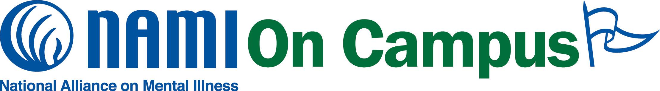 Image result for NAMI on Campus logo