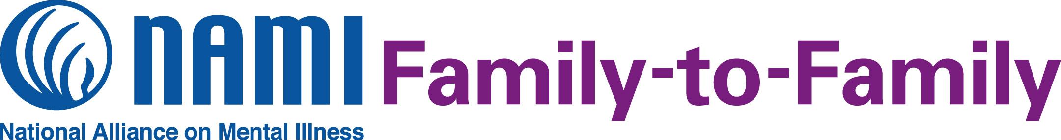 Image result for nami family-to-family logo