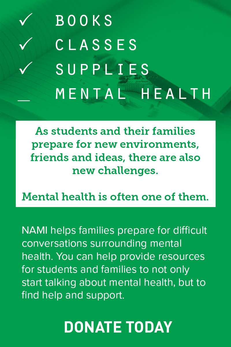 Students face mental health challenges