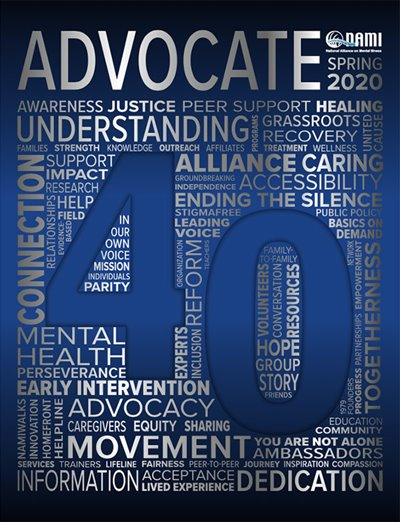 advocate cover 40 year anniversary
