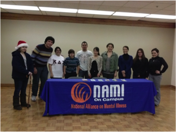 NAMI on Campus at UTEP