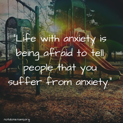 Empty and Anxious: Life with Anxiety | NAMI: National