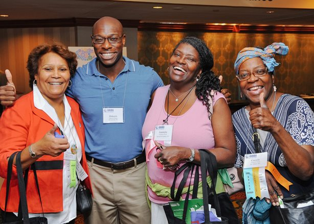 African Americans at the NAMI National Convention