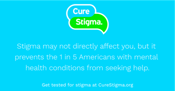 Cure Stigma Facts